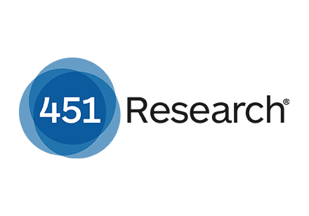 451 research logo block